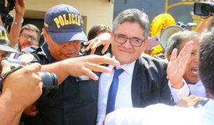 Fiscalía abre investigación contra agresores de Domingo Pérez
