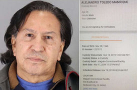 Nuevamente Toledo: así fue la última vergüenza del expresidente