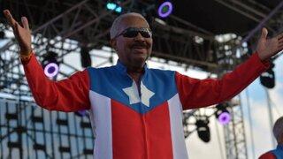 'Papo' Rosario se despide del Gran Combo de Puerto Rico