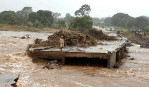 Ciclón azota sur de África y deja más de 300 fallecidos