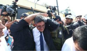 Presidente Vizcarra y ministro del Interior condenaron agresión a fiscal Pérez