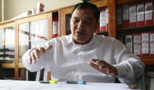 Ordenan captura inmediata de exalcalde de Chorrillos Augusto Miyashiro