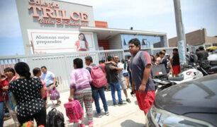 Ministerio de Educación brindará apoyo a testigos de disparo en colegio