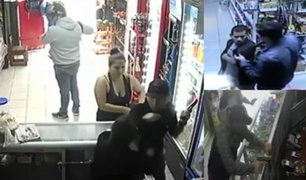 Alerta por incremento de asaltos a bodegas y minimarkets en Lima