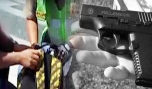 Escolar asesinado en colegio de VES: licencia de arma usada por menor habría estado vencida