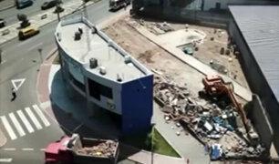Municipalidad de Miraflores denuncia a Surquillo por construcción en predio en litigio