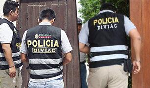 Allanan 16 viviendas relacionadas al caso Costa Verde del Callao