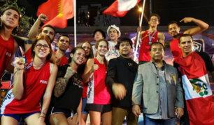 Perú consiguió cuatro campeonatos mundiales de Muay Thai