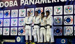 Selección peruana de judo ganó 3 medallas en Open Panamericano 2019