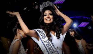 Difunden videos de la Miss Perú Anyella Grados en presunto estado de ebriedad