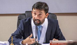 Juez que veía casos Odebrecht y Cuellos Blancos renunció a su cargo