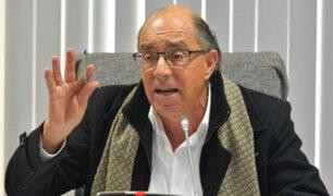 PJ suspendió audiencia de apelación requerida por Edwin Donayre