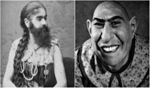 #ElTop10: los personajes de circo más extraños de la historia [FOTOS]