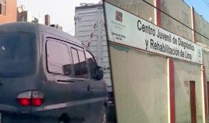 """Tragedia en colegio de VES: escolar que realizó disparo es internado en """"Maranguita"""""""