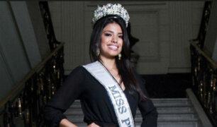 Miss Perú 2019: retiran corona a Anyella Grados y anuncian certamen para elegir a su sucesora