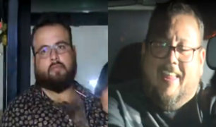 Caso Las Bambas: detienen a hermanos que integrarían banda de extorsionadores