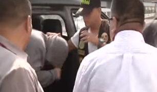 """Escolar que disparó en colegio pasó su primera noche en """"Maranguita"""""""