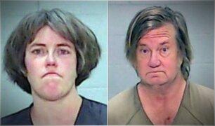 Mujer es acusada de permitir que anciano abuse sexualmente de su hija