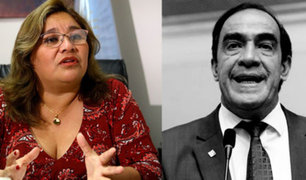 Presidenta de Ética rechaza que haya un complot contra Lescano