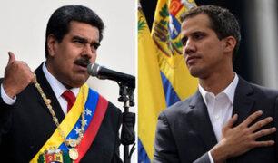 Noruega: delegados de Juan Guaidó y Nicolás Maduro entablarían posible diálogo