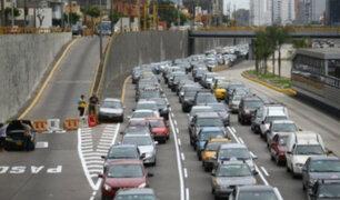 Municipalidad de Lima no autorizará el pintado de murales en la Vía Expresa