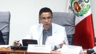Fiscalía interrogará el martes 26 de marzo a congresista Roberto Vieira