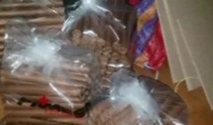 Caso Las Bambas: hallan municiones y explosivos en inmueble de Apurímac