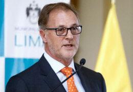 Jorge Muñoz: desaprobación a su gestión crece 12 puntos, según Ipsos