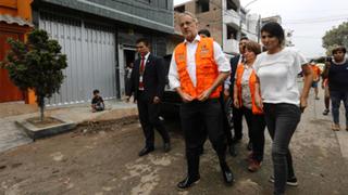 Ipsos Perú: El  63% de limeños aprueba gestión de alcalde Jorge Muñoz