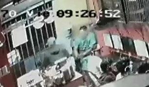 Callao: dueño de cabina de internet queda herido durante  asalto