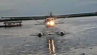 Avioneta que trasladaba empleados desaparece en Loreto