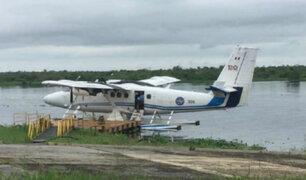 Encuentran vivos a pasajeros de avioneta desaparecida en Loreto