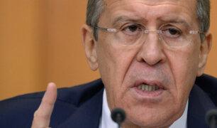 """Rusia: EEUU intenta organizar un """"golpe de estado"""" en Venezuela"""