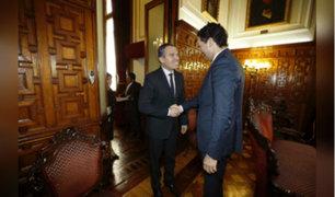 Gabinete de Salvador del Solar pedirá voto de confianza al Congreso el 4 de abril