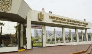USMP podría perder su licencia de funcionamiento