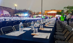 México: Jalisco rompe récord Guinness con mayor cata de tequila
