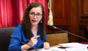 Comisión Lava Jato: Rosa Bartra solicita al Congreso publicación del informe final