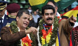 Ecuador: Rafael Correa es acusado de recibir miles de dólares de Venezuela