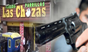 Terror en pollería de Comas: asaltan a clientes mientras comían