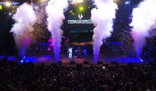 Lima revivió la época del Techno con el Festival Yo Amo los 90s III