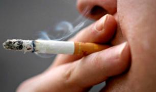 Más 16 mil peruanos mueren al año debido al consumo de tabaco