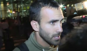 """José Carvallo: """"La idea es prepararnos bien para la Copa América"""""""