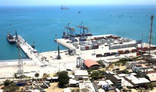Terminal Portuario de Paita: Contraloria detecta pérdidas por US$ 6.1 millones