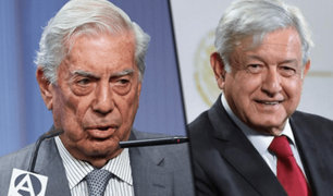 Vargas Llosa afirma que mandatario mexicano se equivocó al mandar carta a España
