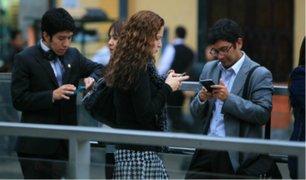 INEI: aumenta el uso de Internet por celulares