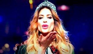 ¿Milett Figueroa será la nueva Miss Perú 2019?