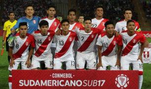 Sudamericano Sub 17: así quedó la tabla de posiciones del Grupo A