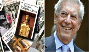 Mario Vargas Llosa: cinco libros del Nobel peruano que debes leer