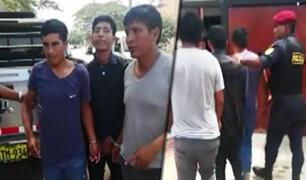 Capturan a tres ladrones al interior de local de cantante Haydeé Raymundo