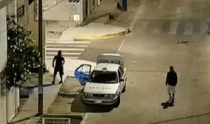 SMP: taxista roba maletas a familia que iba a viajar a EEUU